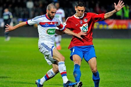 Лион вышел в финал Кубка Франции