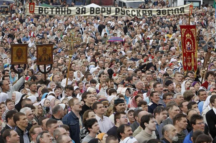 22 апреля 2012 Патриарх Кирилл