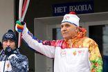 Участник эстафеты олимпийского огня скончался после завершения своего этапа