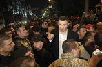 «Правый сектор», требующий расследовать смерть Александра Музычко, не стал штурмовать Раду