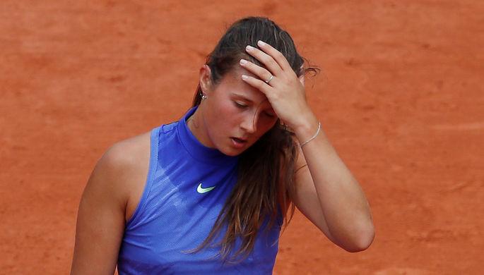 Касаткина уступила Линетт вовтором раунде Australian Open