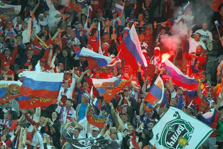 Фан-клубы Спартака и ЦСКА не получили квоту билетов на Евро-2012