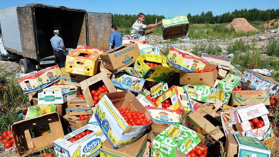 Продуктовые контрсанкции обходятся россиянам в 445 миллиардов рублей ежегодно