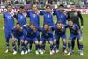 Сборная Хорватии перед матчем