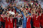 «Бавария» разгромила «Аугсбург» и официально стала чемпионом Германии