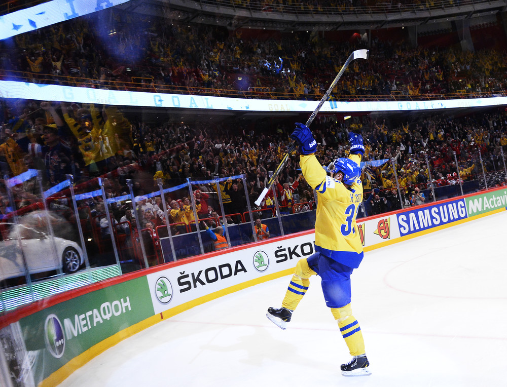мира по хоккею 2013: