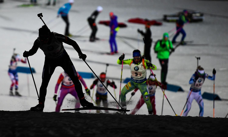 31 биатлонистаРФ подозревают вупотреблении допинга