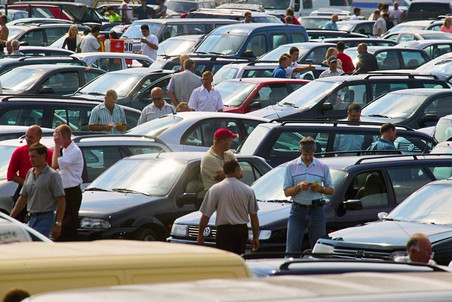 В 2011 году в мире было продано 58 млн автомобилей
