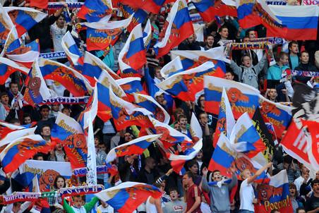 Организаторы Евро-2012 возлагают большие надежды на российских болельщиков