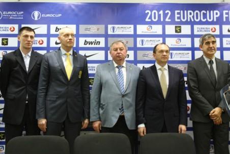 Химки примут Финал четырех Кубка Европы