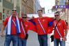 Российских болельщиков немало во Вроцлаве
