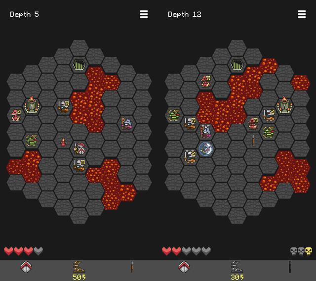 Hoplite — пошаговая стратегия которая заставит «поломать» голову