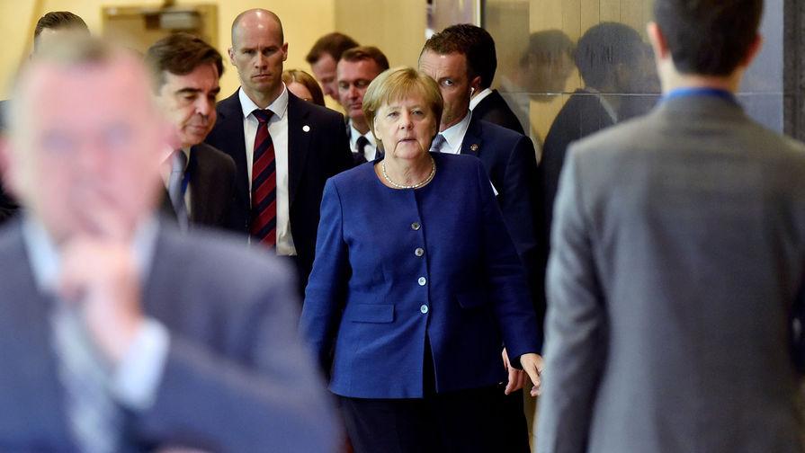 Миграционный конфликт вЕС: европейская комиссия обратилась кпартнерам Меркель покоалиции