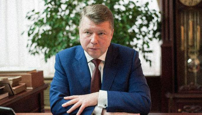 Скончался руководитель департамента региональной безопасности столицы Владимир Черников