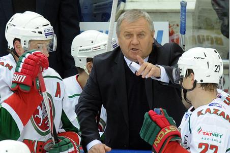 Владимир Крикунов покинул Ак Барс