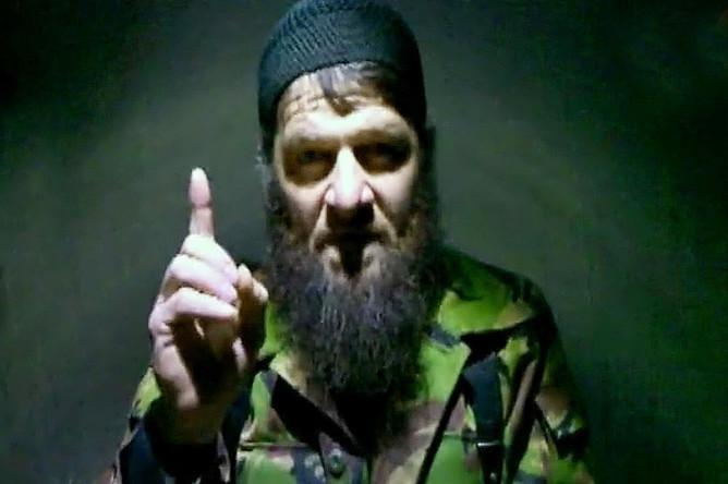 ВИнгушетии отыскали тело террориста Доку Умарова