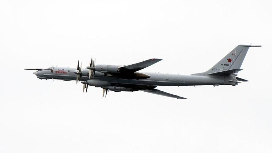 Британские ВВС подняли истребители для сопровождения российских Ту-142