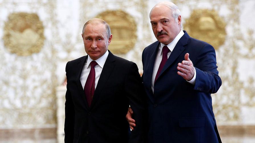 ВКремле открестились отпланов полного объединения Российской Федерации и Беларуси