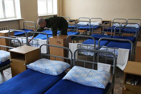 Военная прокуратура: командование Ужурского ракетного соединения довело солдат до пневмонии