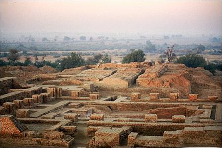 Руины Мохенджо-Даро: причиной коллапса Харапской цивилизации стал климат