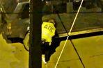 Полиция проверяет видео с семью сотрудниками ГИБДД, которые прокалывают колеса чужому автомобилю