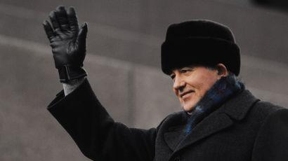 Сегодня исполнилось 85 лет президенту СССР