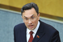 Russia's Chief Ivestigator promises to file a case against opposition deputy