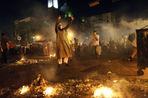 Египетская полиция разогнала массовую демонстрацию исламистов в Каире