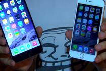 äåíü ñòàðòà ïðîäàæ íîâûõ ñìàðòôîíîâ îò Apple «Ãàçåòå.Ru» óäàëîñü îçíàêîìèòüñÿ ñ iPhone 6...