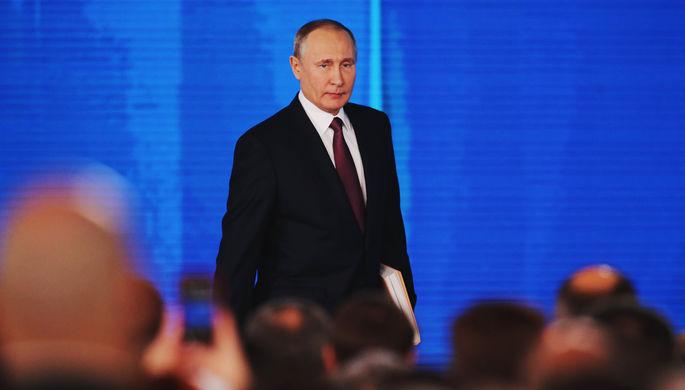 Путин пообещал продолжить зачистки вДагестане