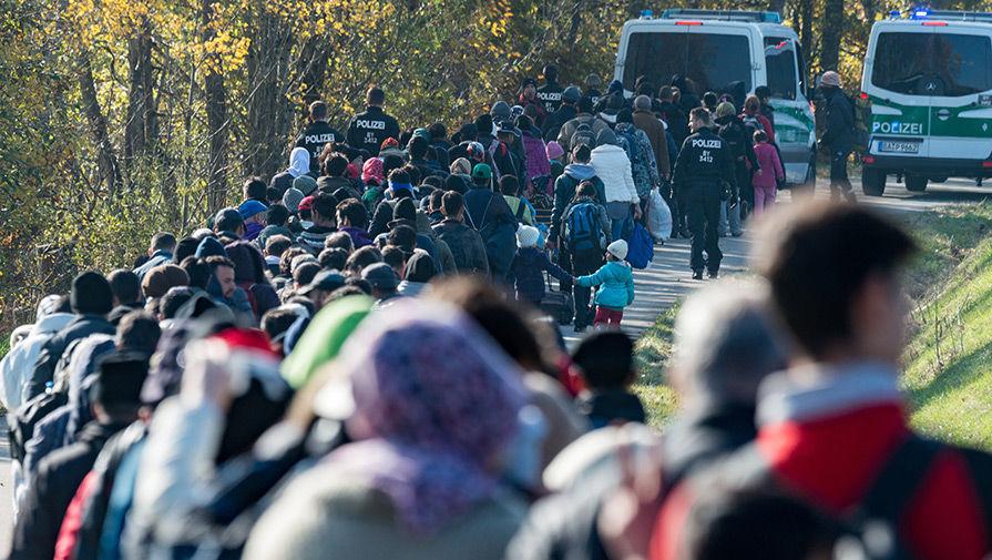 Германия расплачивается за мигрантов