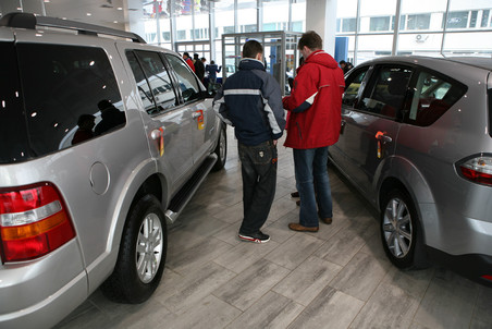 В 2012 году в мире будет продано 78 млн автомобилей