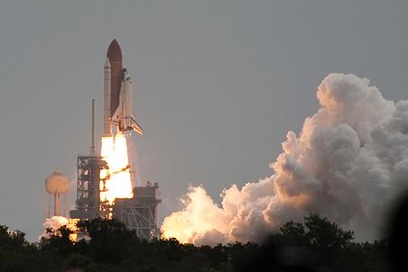 Завершение программы «Спейс шаттл» стало одним из главных событий 2011года по версии журнала Nature