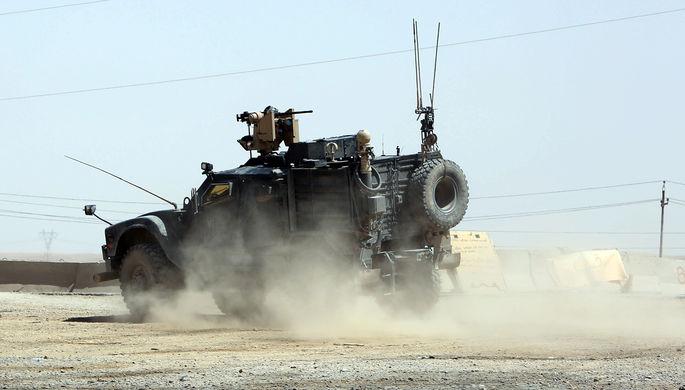 Американские военные открыли огонь наавиабазе вАнглии