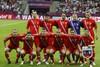 Сборная России перед матчем