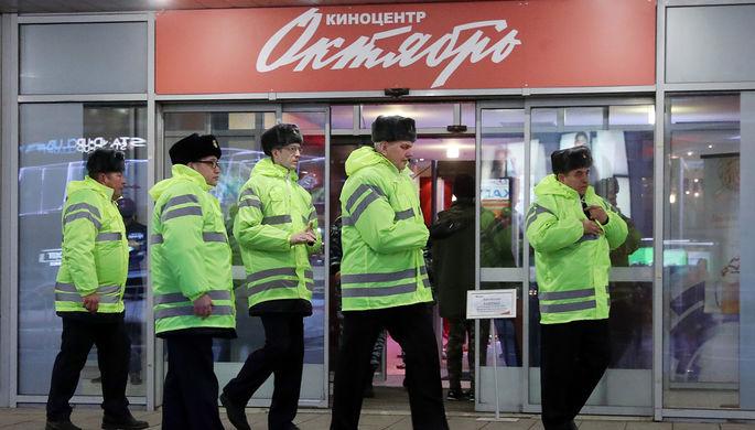 Милиция задержала 7 человек напремьере фильма «Матильда» в столице