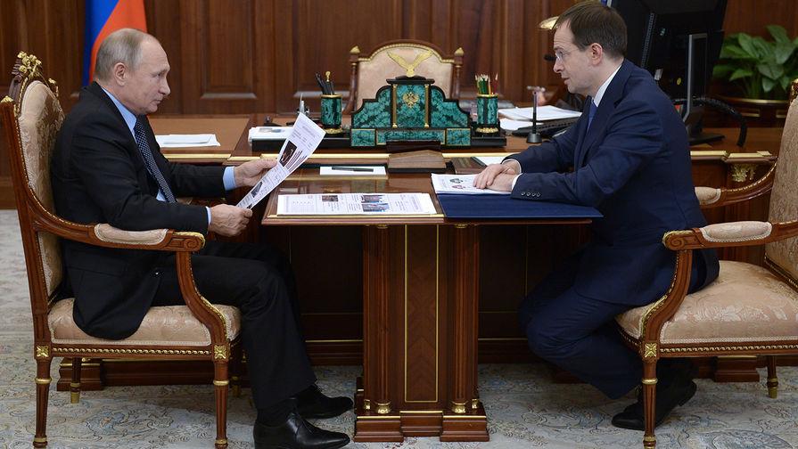 Мединский пригласил Владимира Путина на«Союзмультфильм»