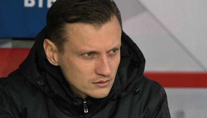 Галактионов утвержден вдолжности главного тренера «Ахмата»