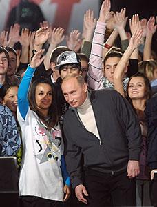 Что сделал Путин для хип-хопа