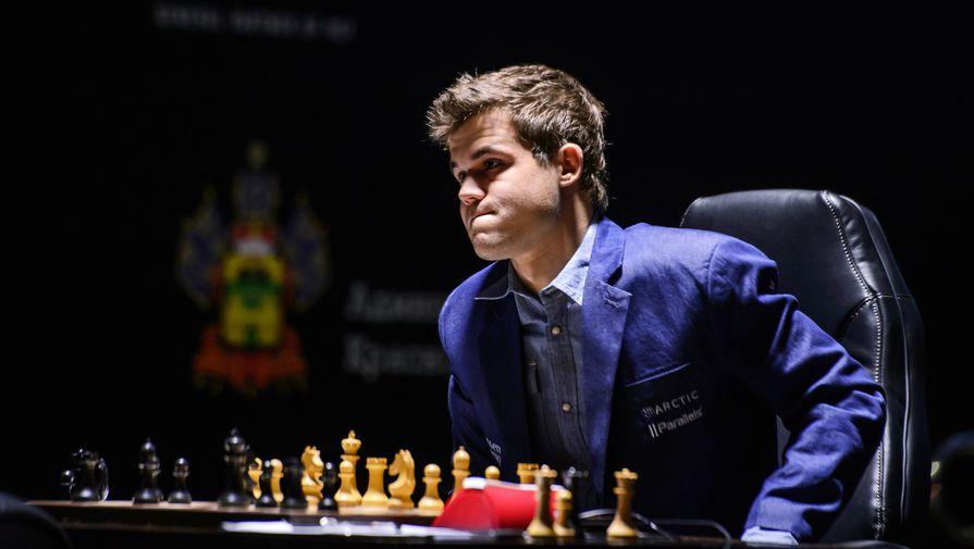 Аронян в 3-й раз сыграл вничью вNorway Chess
