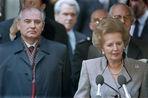 Главная особенность той эпохи, которая уходит вместе с Маргарет Тэтчер, – соответствие масштаба политических лидеров вызовам времени