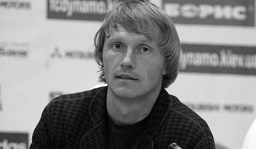 Под Киевом погиб футболист Андрей Гусин