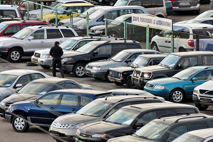 Продажа подержанных автомобилей с фото