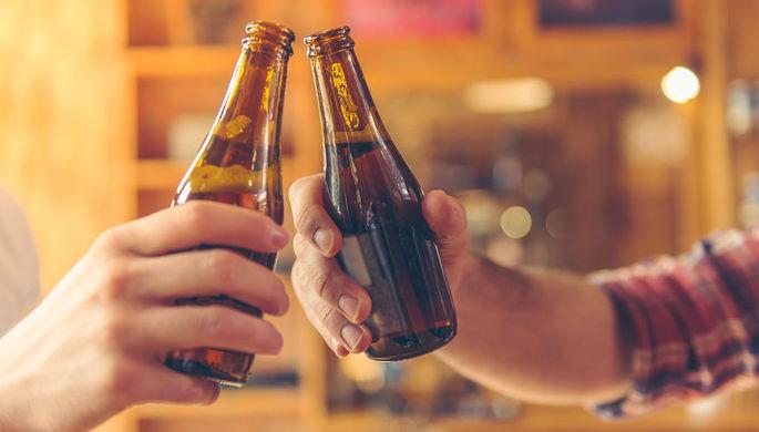 Поставщиков  пива, сидра имедовухи все-таки возможно  заставят маркировать свою продукцию
