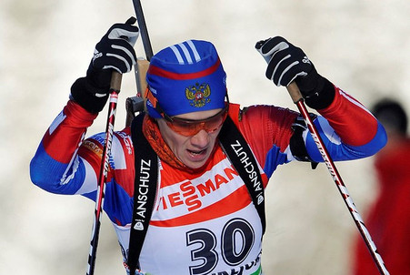 Ольга Зайцева в спринте остановилась в шаге от пьедестала
