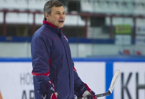 Новым основным тренеромХК «Локомотив» будет Квартальнов