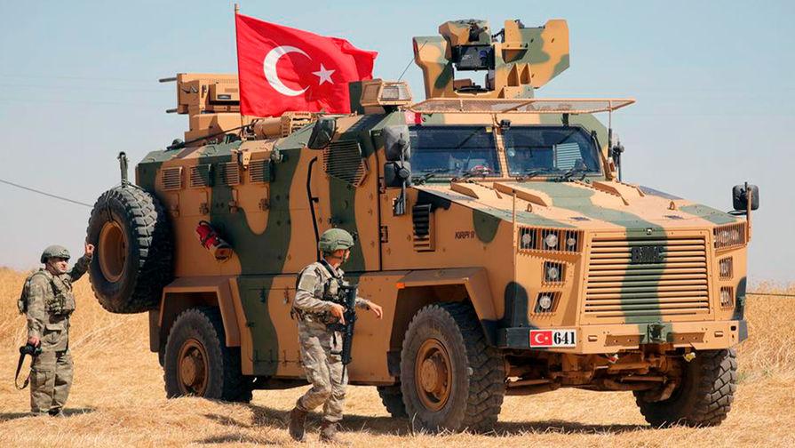 Минобороны РФ опровергло заявление об ударах Турции по позициям сирийских войск в Идлибе