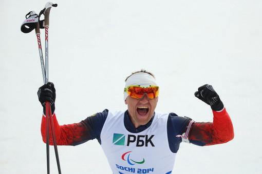Биатлонист Роман Петушков принес России первое золото Паралимпиады