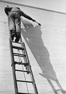 Живописец тени, 1926