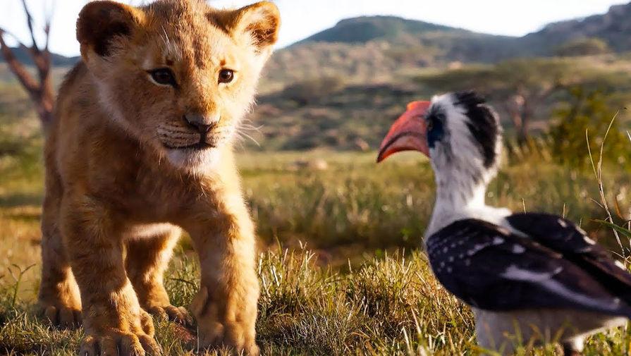 Культура идосуг. Фильм «Король лев» стал лидером русского проката ввыходные